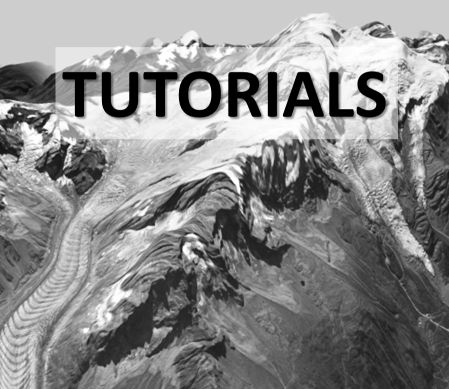 Tutorials for data processing
